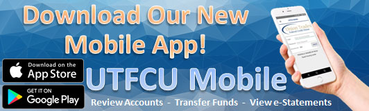 Use our mobile banking